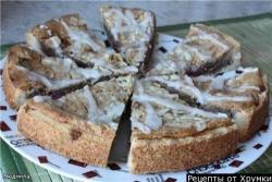 сладкие пирожки с миндалем по-аргентински