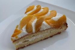 Кулинарный рецепт Творожно-йогуртовый торт с фото