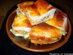 Рецепт Дрожжевые пироги с мясом, капустой,грибами с фото