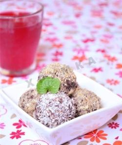 Как приготовить Печенье Каштаны рецепт с фото