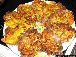 Кулинарный рецепт Капустные оладьи с фото