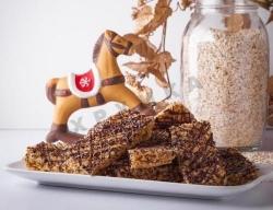 Кулинарный рецепт Овсяное печенье без муки с фото