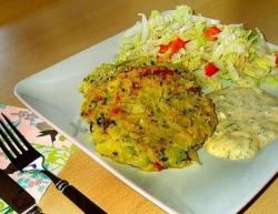 Как приготовить Шницель из капусты рецепт с фото