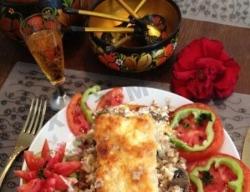Рецепт Рыба по-суздальски с гречневой крупой с фото
