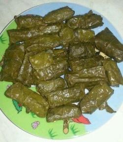 Кулинарный рецепт Азербайджанская долма с фото