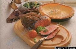 Кулинарный рецепт Кровяная колбаса с крыжовником с фото
