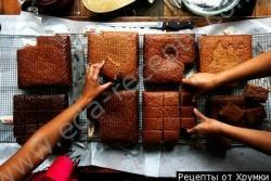 Рецепт Классический имбирный пряник Scottish Gingerbread с фото