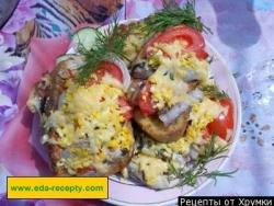 Жареные бутерброды рецепт с фото