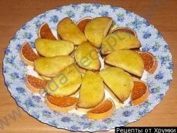 Печенье с мармеладом рецепт с фото