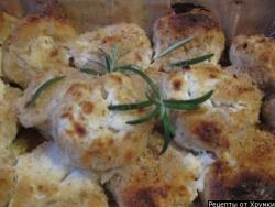 Кулинарный рецепт Клецки в сметане с фото