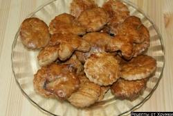 пипаркукас латышское печенье выпечка как приготовить