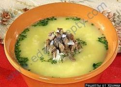 Кулинарный рецепт Суп из головы молодого барашка с фото