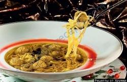 "Рецепт Суп ""Хамраши"" из фасоли и лапши с фото"