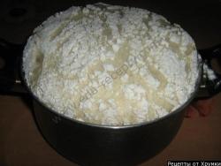 Тесто из сухих дрожжей рецепт приготовления с фото