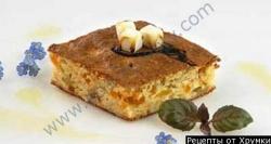 Кулинарный рецепт Английский пудинг с фото