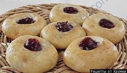 Кулинарный рецепт Сдобные булочки по венгерски с фото
