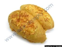 Кулинарный рецепт Булочки с сыром с фото