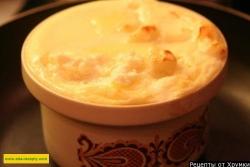 Рецепт Вареники с творогом ленивые, запеченые в сметане с фото
