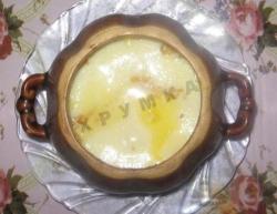 Пшеничная каша с тыквой на молоке рецепт с фото