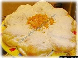 Пирожки дрожжевое тесто с начинкой