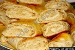 Кулинарный рецепт Капуста в тесте с фото