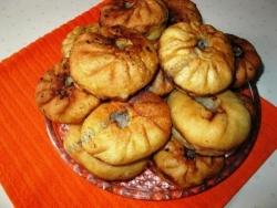 Татарские пирожки Перемячи с мясом
