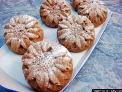 Карамельные кексы