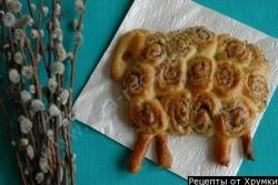 Пасхальный барашек рецепт приготовления с фото