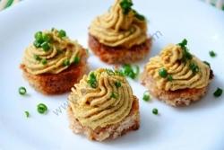 Венгерский яичный паштет рецепт с фото