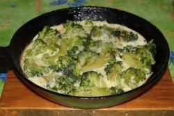 Как приготовить Брокколи с яйцом рецепт с фото