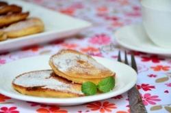 Кулинарный рецепт Яблоки в кляре с фото