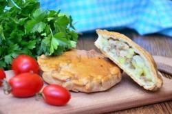 Кулинарный рецепт Элеш с курицей с фото
