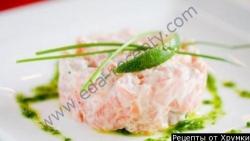 Кулинарный рецепт Террин с фото