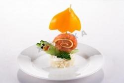 Кулинарный рецепт Канапе Улитки с фото