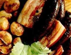 Кулинарный рецепт Кровяная колбаса с фото