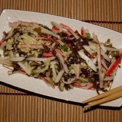 Кулинарный рецепт Салат Русалочка с фото