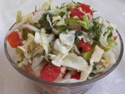 Капуста по-мексикански рецепт с фото