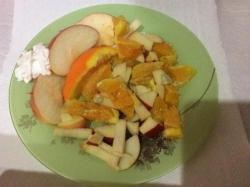 Фруктовый салат Apple