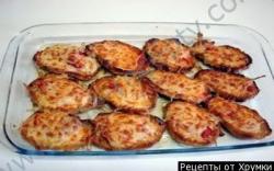 Кулинарный рецепт Кровяные клецки с фото