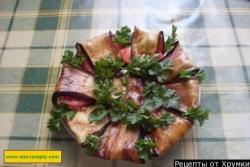 Салат Тещин Язык с помидорами