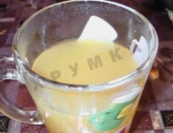 Кулинарный рецепт Кисель для детей с фото