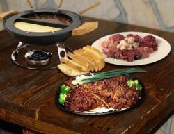 Кулинарный рецепт Фондю простое с фото
