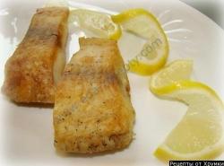 Пикша жареная рецепт с фото