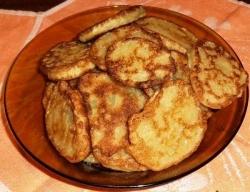 Как приготовить Постные кабачковые оладьи рецепт с фото