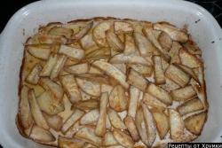 Картошка по деревенски в духовке рецепт