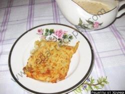 Кулинарный рецепт Картофельная запеканка по-литовски с фото