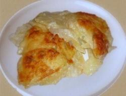 Гратен из картофеля рецепт приготовления