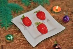 Кулинарный рецепт Закуска с сельдью Клубнички с фото