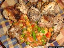 Овощи на мангале барбекю на костре рецепт с фото