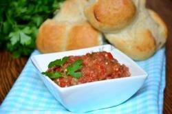Кулинарный рецепт Икра баклажанная с фото